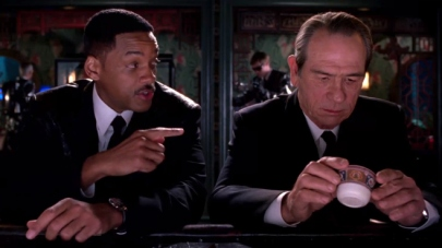 Will Smith & Tommy Lee Jones.