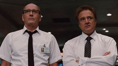 Richard Jenkins & Bradley Whitford.
