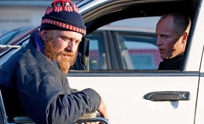 Harrelson & Ben Foster.
