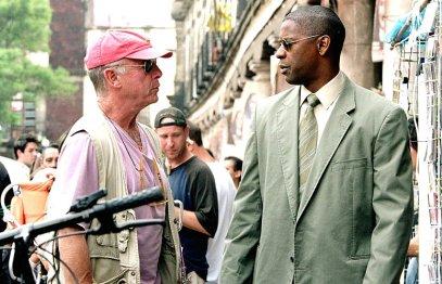 Scott & Denzel Washington.