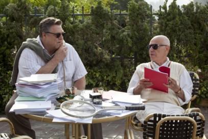 John Goodman & Alan Arkin.