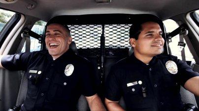 Jake Gyllenhaal & Michael Pena.