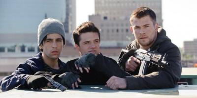 Hemsworth, Josh Peck & Josh Hutcherson.