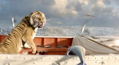 Richard Parker (the tiger).