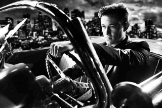 Joseph Gordon-Levitt fuelling the film noir flame.