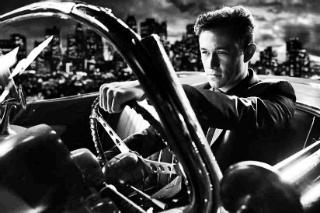 Joseph Gordon-Levitt fuelling the film noir flame.