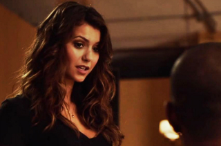Nina Dobrev as Josie.