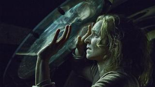 Sonja Richter as kidnap victim Merete Lynggaard.