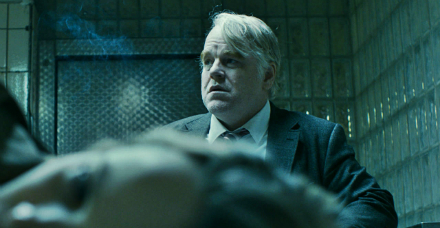 Phillip Seymour Hoffman's all-powerful swan song.