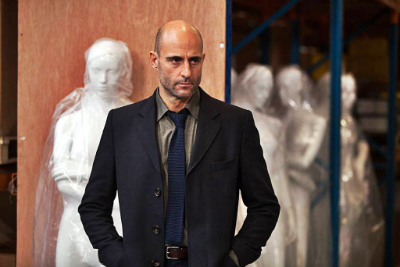 For once, Mark Strong isn't playing a baddie!