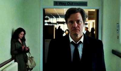 Colin Firth still reeling from Magic in the Moonlight.