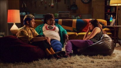Woodley, Gabourey Sidibe & Mark Indelicato.