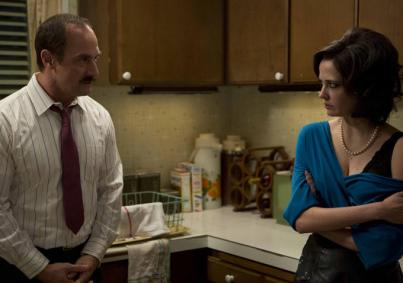 Christopher Meloni & Eva Green.