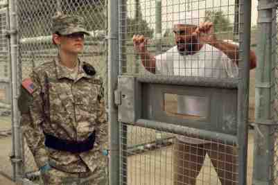 Life in Guantanamo Bay.