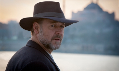Director/actor Russell Crowe.
